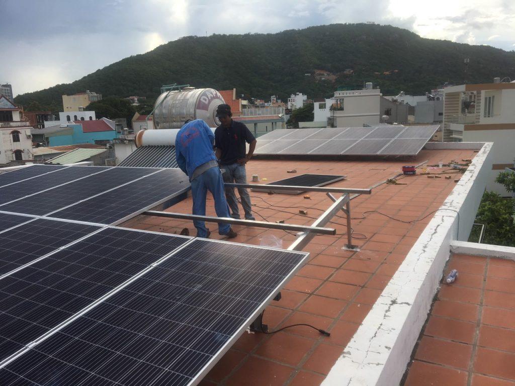 Kết quả hình ảnh cho dự án pin năng lượng mặt trời